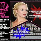 Episode 3: Non-Fiction Horror By Women & Lianne Spiderbaby