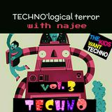 TECHNO'logical TERROR VOL. 3