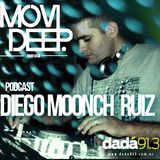 Movi Deep - PodCast Special Dj Guest Diego Moonch Ruiz  Host Matias Deep
