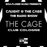 SOULFLARES MUSIC PRESENTS: CAUGHT@THE CAGE RADIO SHOW ON 674FM - 16-04-2014