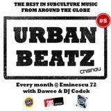 Urban Beatz Party #5 Live DJ Set 03/23/2013