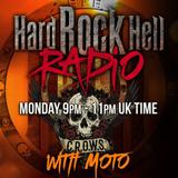 Hard Rock Hell Radio - HRH Crows - 10th September 2018