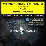 Hyper Reality Radio 068 – XLS & Jake Ayres