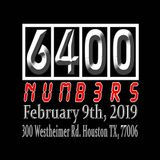 Club 6400 at Numbers February 9th 2019.