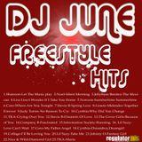 DJ June-Freestyle Mixtape