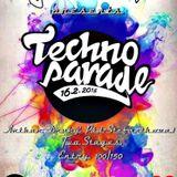 MIsHa at Techno Parade by Flegmatek !