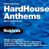 Fergie - Nukleuz Hard House Anthems 1 (2000)