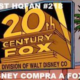 Podcast HQFan #218 - Disney compra a Fox