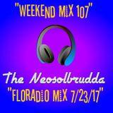 Weekend Mix vol. 107: Floradio Mix 7/23/17 pt.2