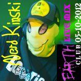 Nerd Kinski - Live @ EARTH CLUB 05-10-2012