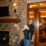Kellie Pickler and Kevin Richards