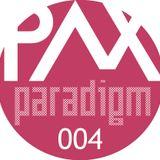 Paradigm 004 (Aug 14')