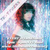 Test Press w/ guest DJ Ian O'Brien 2/21/18 littlewaterradio.com