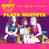 Rompiente #138. Playa Nudista + Doble Dragon + Humo del Cairo + Acid Mothers Temple [14.11.2017]