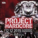 SRB vs. The Vizitor @ Project Hardcore 2015