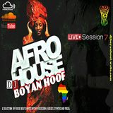 Boyan Hoof - Afro House   Live► Session7  @Autumn 18/10/2018