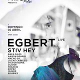 MUNDE COD 152 + BARRACA w/Egbert Live and Stiv Hey 1.4.18