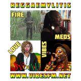 Reggaemylitis Radio Show, Vibes FM, 11 January 2017