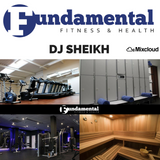 DJ SHEIKH - FUNDAMENTAL FITNESS | HOUSE | DANCE | - #40MINUTES WORKOUT GYM HYPE MASHUP MIX