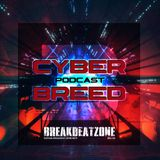 Cyberbreed Podcast 3 - mixed by maphskiy