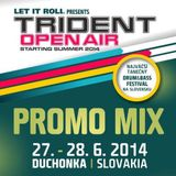 FAKTORR PROMOMIX FOR TRIDENT OPEN AIR 2014