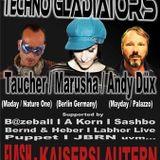 Berndt & Heber @ Flash, Kaiserslautern - 02-10.2015 # 2