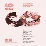 Louie Vega  - Live At Groove Odyssey, Ministry Of Sound (London) - 05-Apr-2015