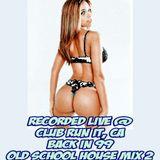 Live@ClubRun_iT 2 djrawcuT!