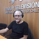 Patricio Castillo en el Programa Alma Nacional de Radio Usach. 31 de Marzo de 2017. Chile