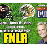Spruce Creeks Hawks Vs Viera Hawks Florida High School Football Spring Game