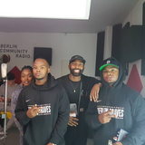BERLIN BRAVES RADIO - Riky Rick & Major League DJz