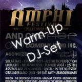 Amphi Festival 2018 Warmup Podcast (by Emmanuel Pursuit)