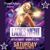 Ladies Night #14 (Women's Day 2013)