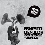 1605 Podcast 191 with Ernesto Mendoza