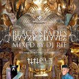RADD LOUNGE presents ✡ BLACK SPADES ✡ (vol.2) mixed by DJ RIE