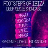 Deep Sesje Showcase - Footsteps of Ibiza 08-05-2017
