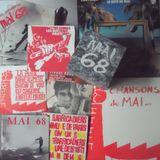 SURFINBIRD RADIO SHOW # 462  CHANSONS DE MAI 68