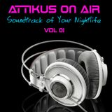 Attikus on Air 25-08-11: Soundtrack of Your Nightlife 01