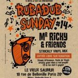DJ Bouddha @ RUB A DUB SUNDAY #14 - 24/02/2013