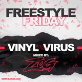 Vinyl vs Virus (FREESTYLE FRIDAY)