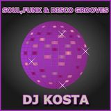 DJ Kosta - Soul, Funk & Disco Mix  (Section The Party 3)