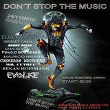 Wesley Casali - Mix Aquecimento  Dont Stop The Music Open Air 2012