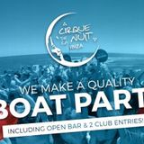 Darius Syrossian - live at Cirque De La Nuit Boat Party (Playa d'en Bossa, Ibiza) - 25-May-2017