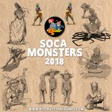 SOCA MONSTERS 2018