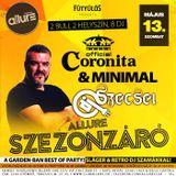 2017.05.13. - SZEZONZÁRÓ - Club Allure, Gyömrő - Saturday