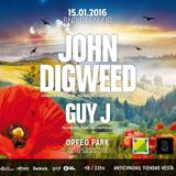 Guy J - Live in Cordoba, Argentina - January 15th, 2016