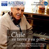 Chile su Tierra y su Gente 13 de Dic 2015, Programa 322