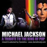 Michael Jackson - Tribute Megamix selected  by Danielino dj (2009)