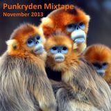 Punkryden Mixtape : November 2013