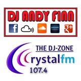 Crystal FM DJ Zone - Andy Finn